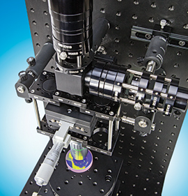 optical cage system application differential interference contrast dic digital microscope