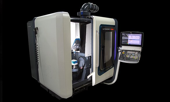 CNC DMG MORI® ULTRASONIC 5-Axis Precision Machine Center