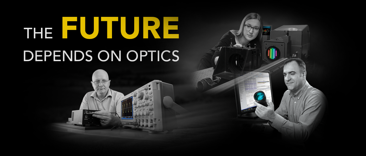 The Future Depends on Optics