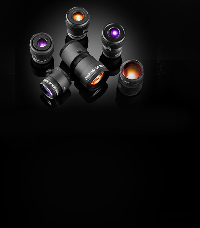 Ci Series Fixed Focal Length Lenses