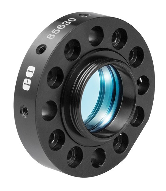 30mm Inner Diameter Cage Plate with a C-Mount Lens Mount
