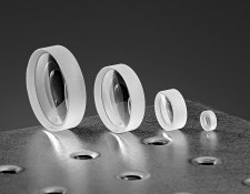 Experimental Quality Double-Concave (DCV) Lenses