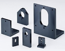 Z-Axis Brackets for Ball Bearing Stages
