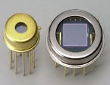 Silicon Photodiodes With Built in Preamplifier