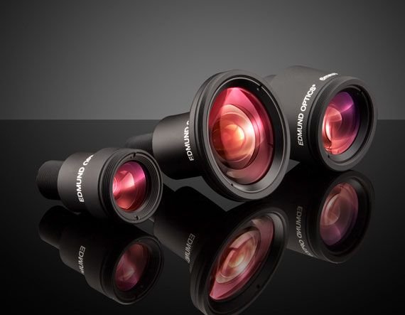 UCi Series Fixed Focal Length Lenses