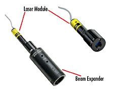 Laser Diode Fixed Beam Expanders