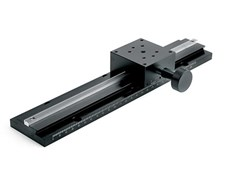 Metric Long Travel Linear Translation Stages and Tracks