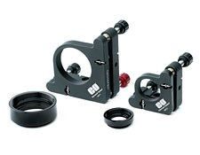 Kinematic C-Thread and T-Thread Optical Mounts